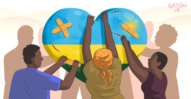 ruanda, genocidio, perdón, reconciliación
