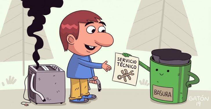 Electrodomésticos, Reparación, Ley, Unión Europea, Chile, Medioambiente, Reutilización