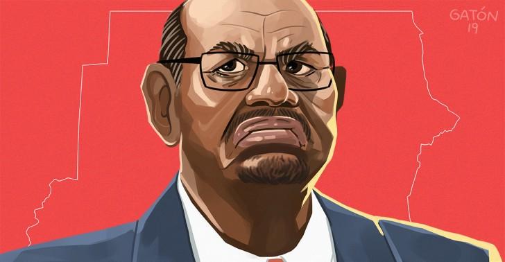 sudán, primavera árabe, áfrica, omar al bachir