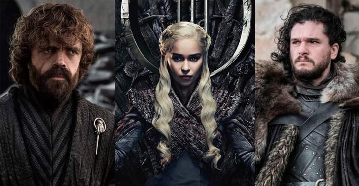 HBO, Temporada 8, Final, Game of Thrones, Juego de Tronos