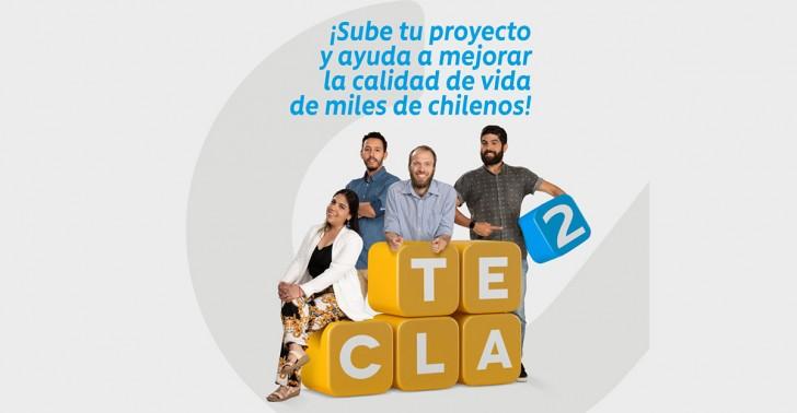 Caja Los Andes, TECLA, Emprendimiento, Chile, Fondos, Financiamiento, Soluciones