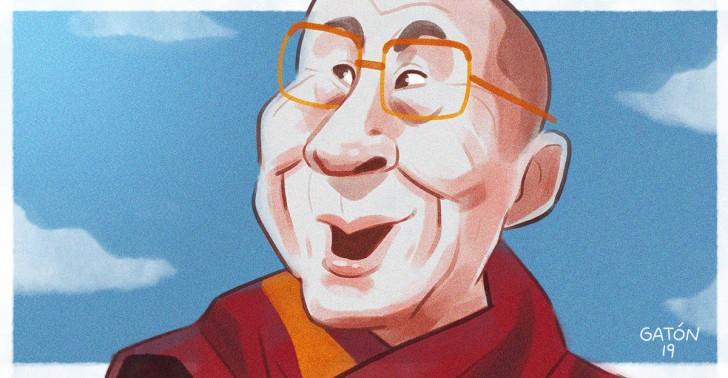 dalái lama, budismo, tibet, religión, biografía