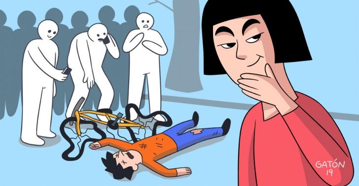 accidentes, precauciones, qué hacer, heridos