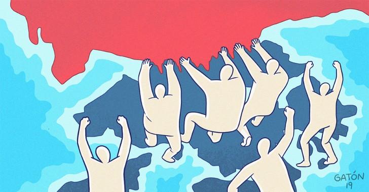 hong kong, democracia, china, manifestaciones, protestas, sociedad civil, reino unido