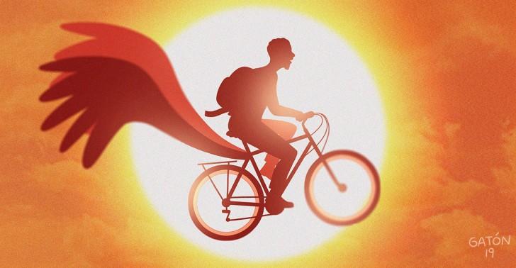 bicicletas, mejor pedaleando, inclusión, claudia garcía, chile, donaciones, inmigrantes