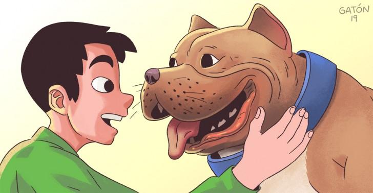 perros, comportamiento, razas, agresividad, educación, canes