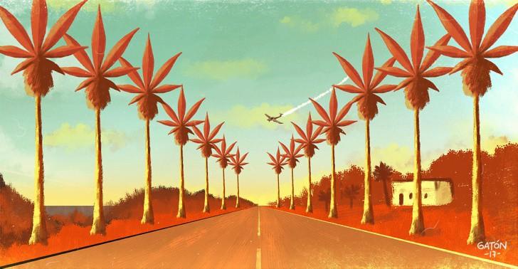 marihuana, cannabis, cáñamo, historia